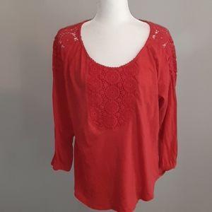 Lucky Brand blouse 0067